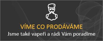 Poradenství při nákupu elektronických cigaret