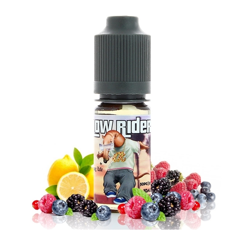Fuug Life Low Rider 10ml 3mg