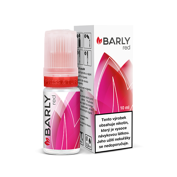 Barly RED 10ml - 10mg