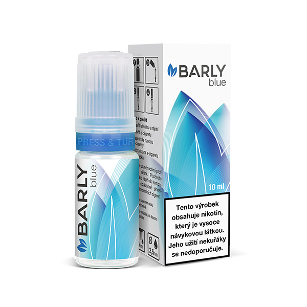 Barly BLUE 10ml - 8mg