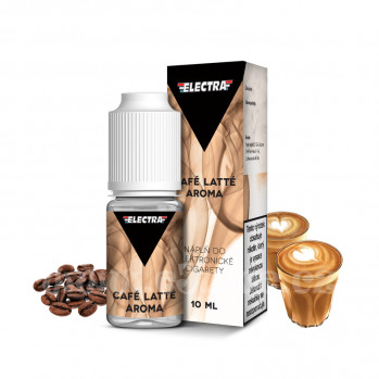 Electra Café Latté 10ml 3mg