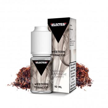 Electra Western Tobacco 10ml 3mg
