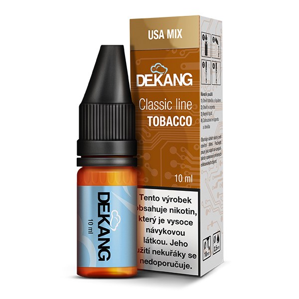 Dekang Classic Line USA MIX 10ml 18mg