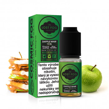 Lost Fog 10ml 6mg Dapple Whip (Jablko v karamelu)
