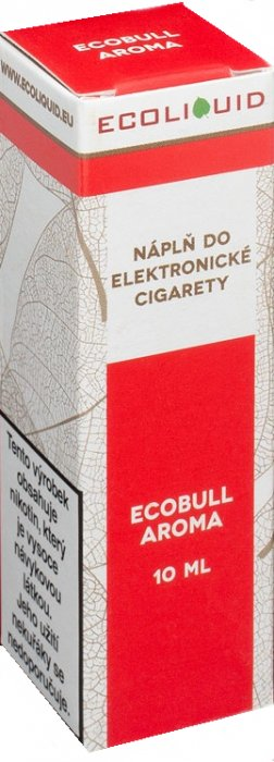 Ecoliquid Ecobull 10ml 3mg