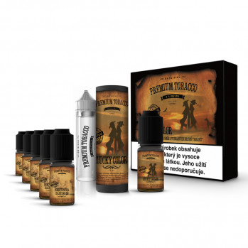 Premium Tobacco Lucky Color 6x10ml 12mg