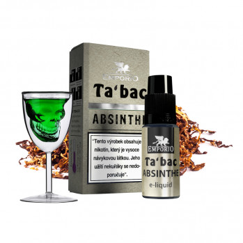 Emporio Absinthe 10ml 6mg