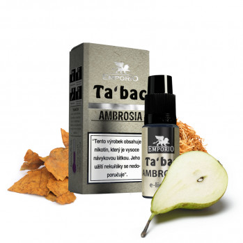 Emporio Ambrosia 10ml 6mg