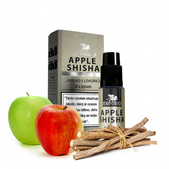 Emporio Apple Shisha 10ml 9mg