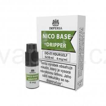 Nikotinová báze Imperia Dripper (30/70) 5x10ml / 6mg
