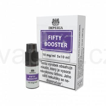 Booster báze Imperia Fifty (50/50) 5x10ml / 10mg