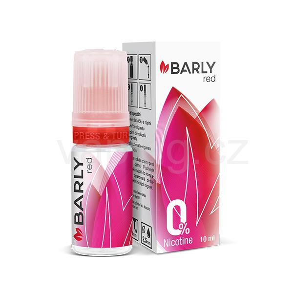 Barly RED 10ml - 0mg