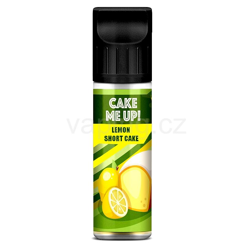 Cake Me Up - Lemon Short Cake 20ml