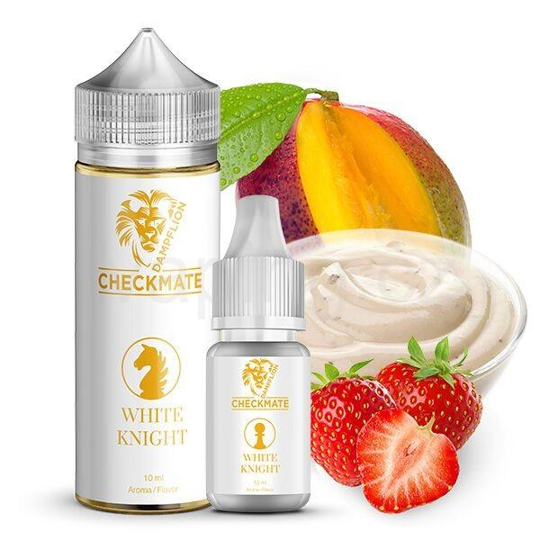 Příchuť Dampflion White Edition WHITE KNIGHT (mango, jogurt a jahody) 10ml