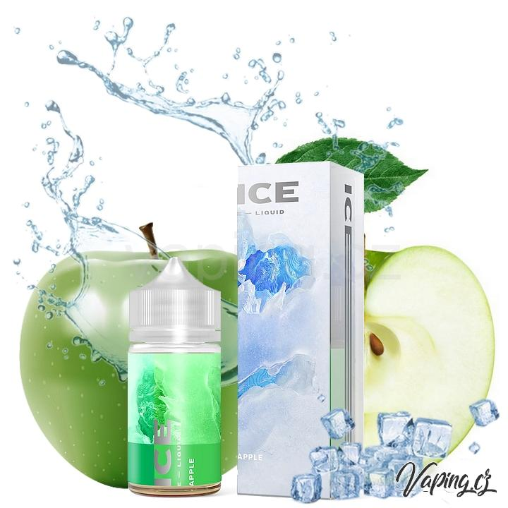 DIFFER ICE aroma s příchutí APPLE (jablka) 24ml/80ml
