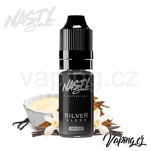 Nasty Salt e-liquid Silver Blend 20mg 10ml