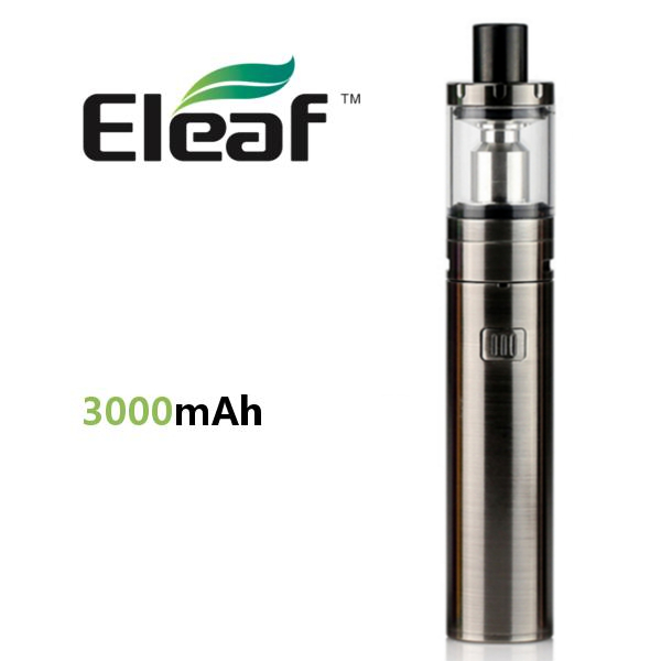 iSmoka-Eleaf iJust S 3000mAh (Brushed Black)