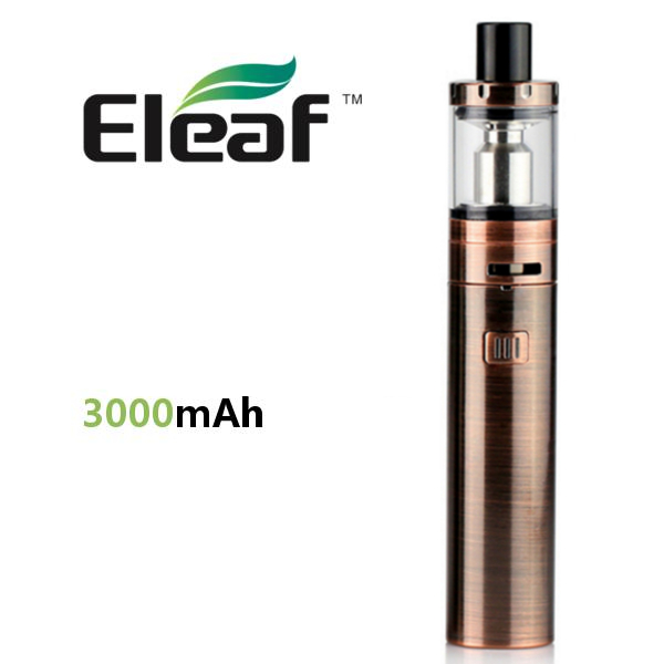 iSmoka-Eleaf iJust S 3000mAh (Brushed Bronze)