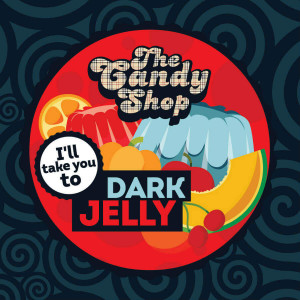 Big Mouth Candy - Dark Jelly (Tmavé želé)