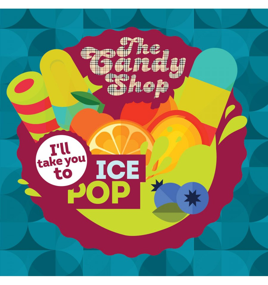Big Mouth Candy - Ice Pop (Ovocná zmrzlina)