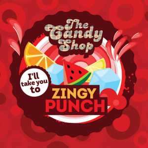 Big Mouth Candy - Zingy Punch (Ledový punč)