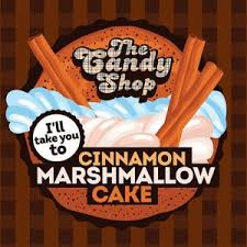 Big Mouth Candy - Cinnamon Marshmallow Cake (Marshmallow dort)