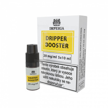 Booster báze Imperia Dripper (30/70) 5x10ml / 20mg