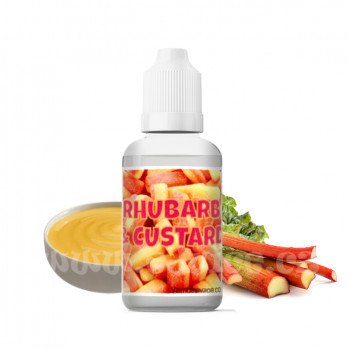 Vampire Vape Rhubarb and Custard (Rebarborový puding) 30ml