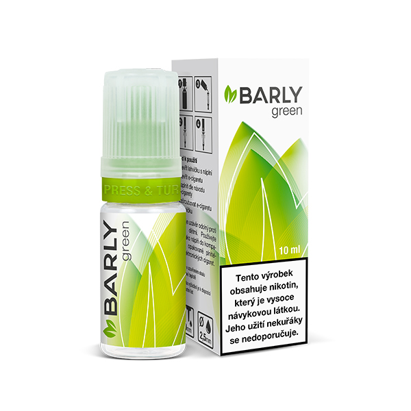 Barly GREEN 10ml - 3mg