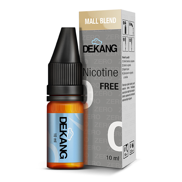 Dekang Classic Line Mall Blend 10ml 0mg
