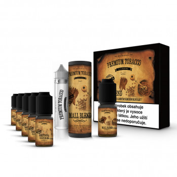 Premium Tobacco Mall Blend 6x10ml 3mg