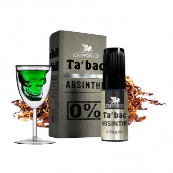 Emporio Absinthe 10ml 0mg