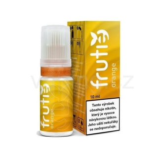 Frutie 70/30 Pomeranč (Orange) 10ml - 5mg