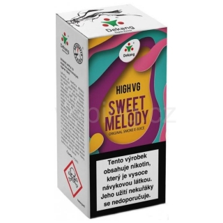 Dekang High VG Sweet Melody 10ml (Broskev s citrónem) 3mg