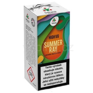 Dekang High VG Summer Ray 10ml (Ovocná směs) 6mg