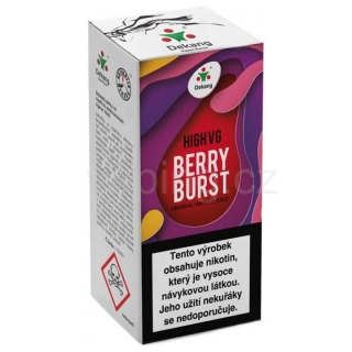 Dekang High VG Berry Burst 10ml (Lesní ovoce s jablkem) 3mg
