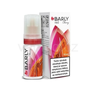 Barly RED Cherry 10ml - 10mg