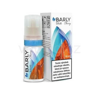 Barly Blue Cherry 10ml - 8mg