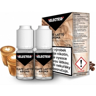 Electra Caffé Latté 2x10ml 12mg