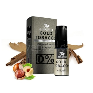 Emporio Gold Tobacco 10ml 12mg