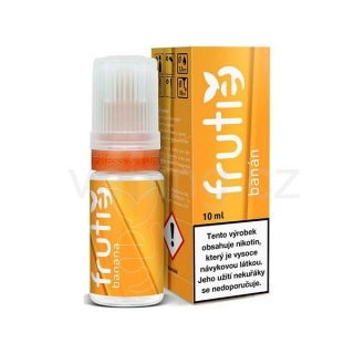 Frutie 70/30 Banán (Banana) 10ml 8mg
