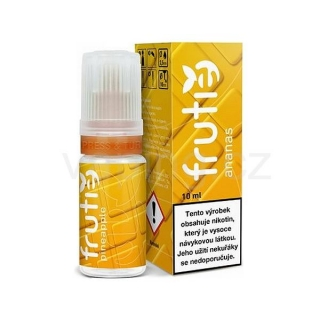 Frutie 70/30 Ananas (Pineapple) 10ml 8mg