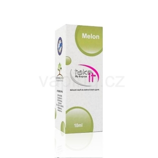 Take It e-liquid Melon 10ml (Cantaloupe meloun) 6mg