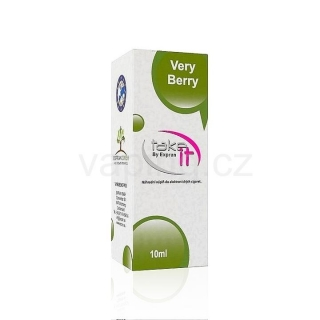 Take It e-liquid Very Berry 10ml (lesní plody) 6mg