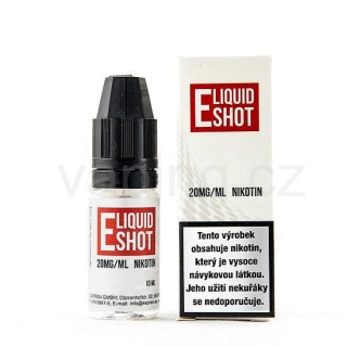 Booster Eliquid Shot Expran 1x10ml (nikotinová báze 50/50) 20mg