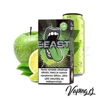 Big Mouth Salt e-liquid Beast 10ml (energetický nápoj citrusy a jablko) 20mg