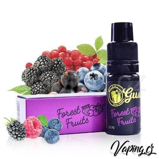 Gusto Mix&Go aroma FOREST FRUIT 10ml