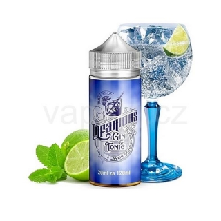 Příchuť Infamous GIN AND TONIC (gin a tonic) 20ml
