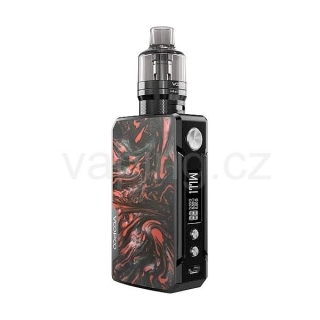 Voopoo Drag 2 Refresh Kit s PnP Tank (B-Scarlet)
