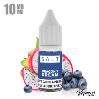 Juice Sauz Salt DRAGONS DREAM 10ml (dračí ovoce a borůvka) 10mg